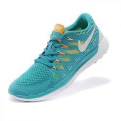 Nike free run 5.0 blu